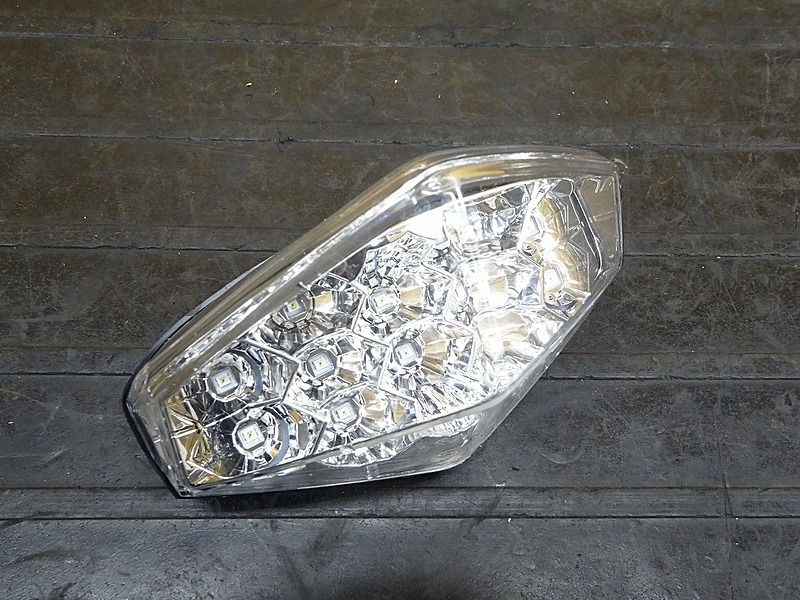 【200409】KTM 1190 アドベンチャー'16◇ テールランプ ブレーキランプ 【ADVENTURE | 中古バイクパーツ通販・買取 ジャンクヤード鳥取 JunkYard