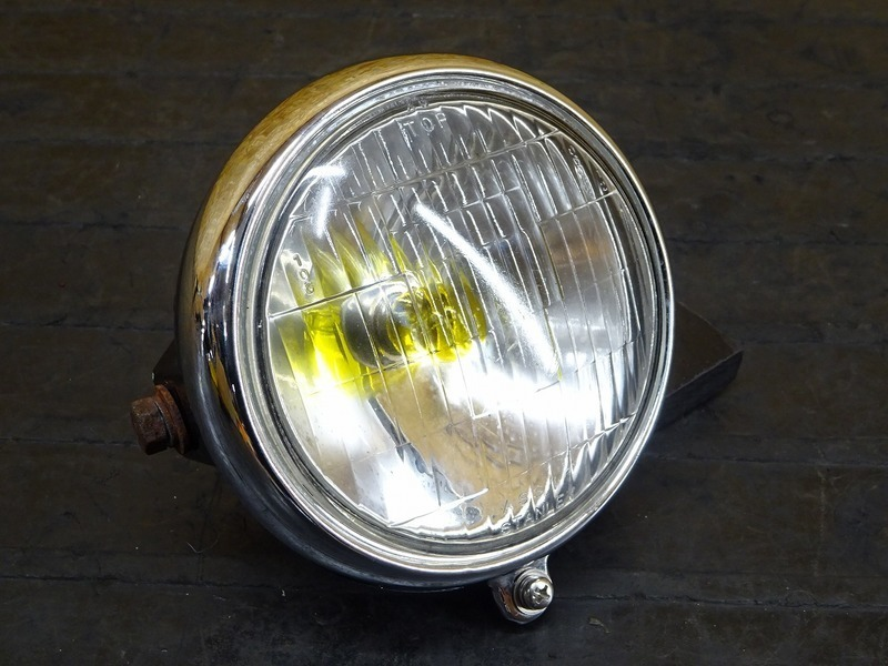 【200522】DAX70(ST70-6012)◇ ヘッドライト ヘッドライトケース 【ダックス50 DAX50 ダックス | 中古バイクパーツ通販・買取 ジャンクヤード鳥取 JunkYard