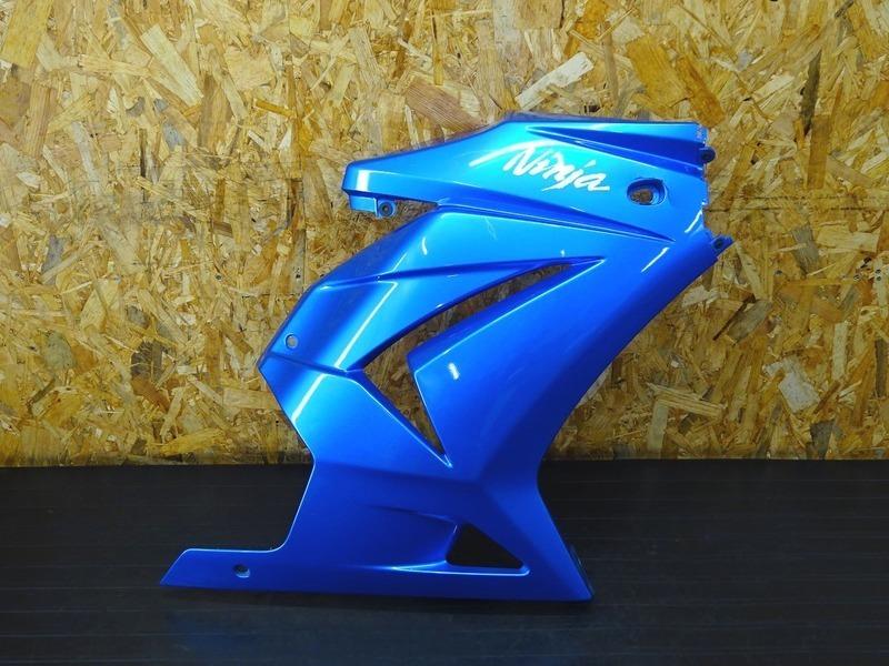 【200824】Ninja250R(EX250K-A25)■ 純正サイドカウル右 ジャンク!? 【NINJA ニンジャ | 中古バイクパーツ通販・買取 ジャンクヤード鳥取 JunkYard