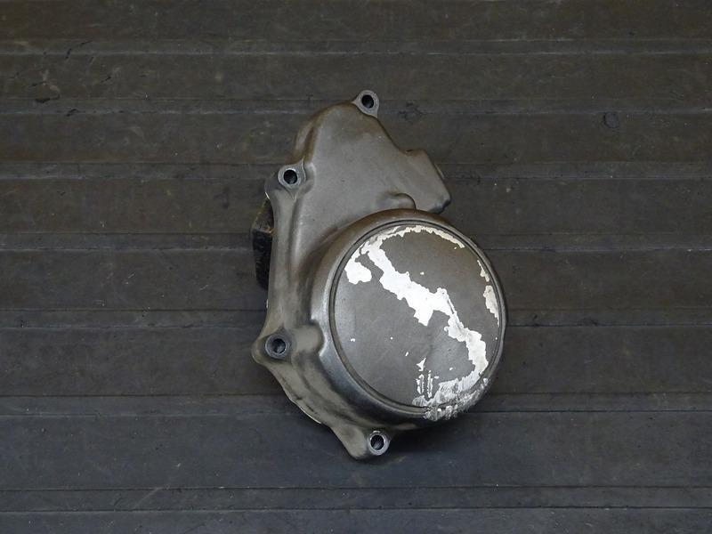 【210317】ホーネット250(MC31)■ ジェネレーターカバー エンジンカバー左 ※エンジンパーツ | 中古バイクパーツ通販・買取 ジャンクヤード鳥取 JunkYard