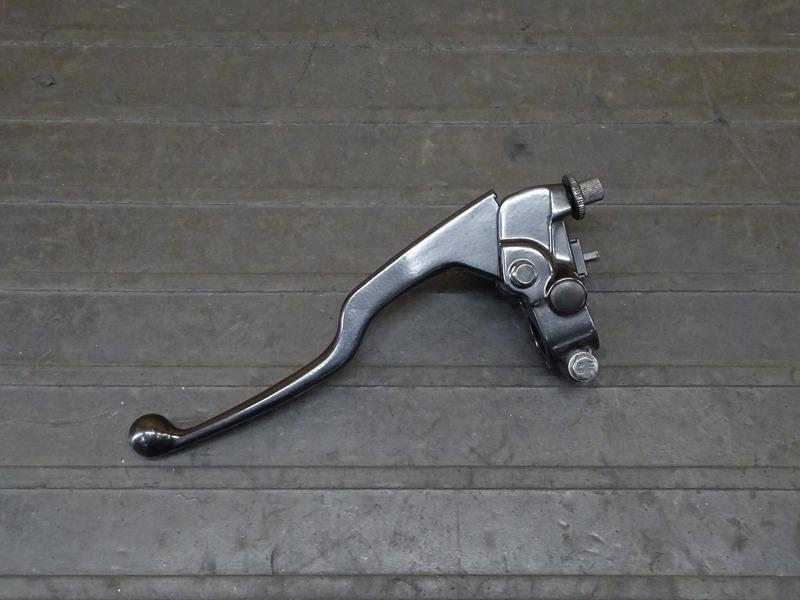 【210626】Ninja250(EX250L)■ クラッチレバー クラッチレバーホルダー 【NINJA ニンジャ | 中古バイクパーツ通販・買取 ジャンクヤード鳥取 JunkYard
