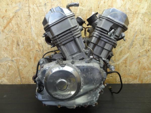【140626】ブロス400(NC25)◇エンジン セル付 4771.5km 【前期 | 中古バイクパーツ通販・買取 ジャンクヤード鳥取 JunkYard
