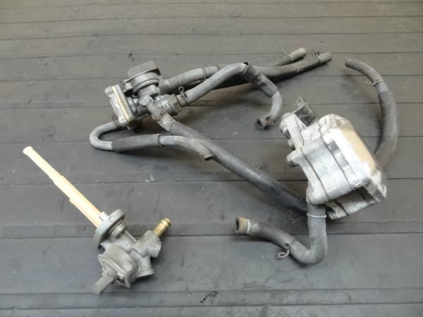 【140626】SRV250(4DN)◎ガソリンコック 負圧ポンプ フューエル | 中古バイクパーツ通販・買取 ジャンクヤード鳥取 JunkYard