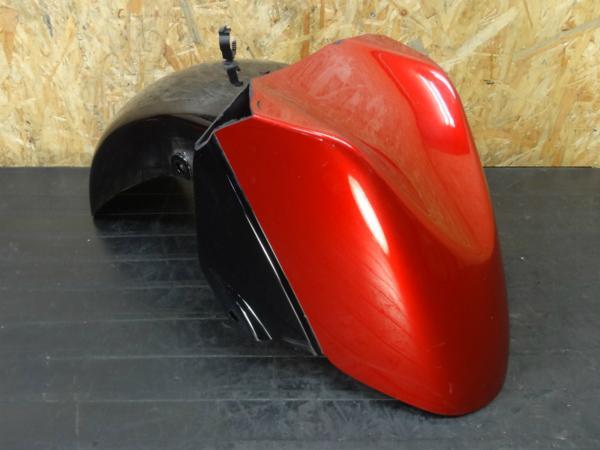 《140918》T-MAX500(SJ04J)◇フロントフェンダー 外装 | 中古バイクパーツ通販・買取 ジャンクヤード鳥取 JunkYard