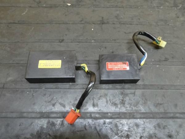 【150108】VF750F(RC15)◆イグナイター CDI 2個セット | 中古バイクパーツ通販・買取 ジャンクヤード鳥取 JunkYard