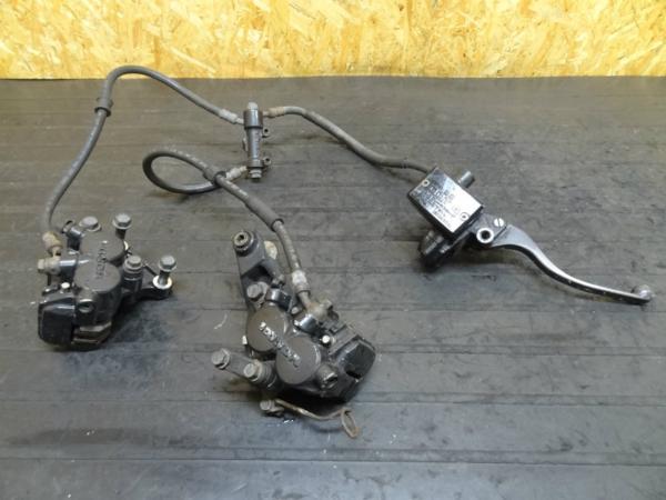【150108】VF750F(RC15)◆フロントブレーキマスター キャリパー | 中古バイクパーツ通販・買取 ジャンクヤード鳥取 JunkYard