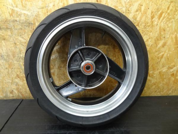 【150114】ZZR1100(ZXT10D)◎リアホイール 17×5.50 180/55-17 | 中古バイクパーツ通販・買取 ジャンクヤード鳥取 JunkYard