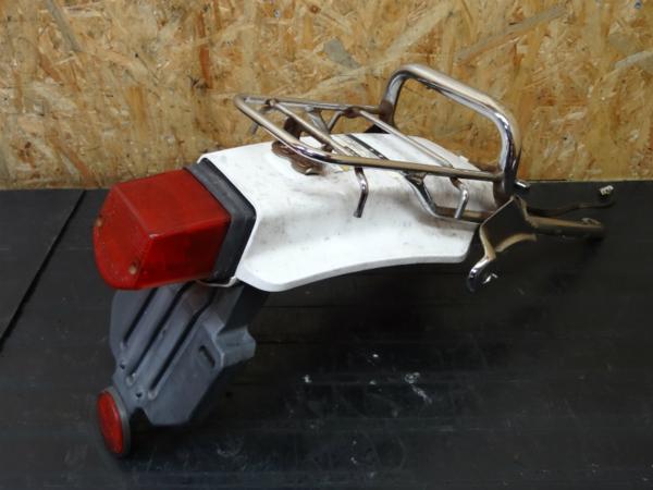 【150110】DT50(17W)◇リアフェンダー リアキャリア テール   中古バイクパーツ通販・買取 ジャンクヤード鳥取 JunkYard