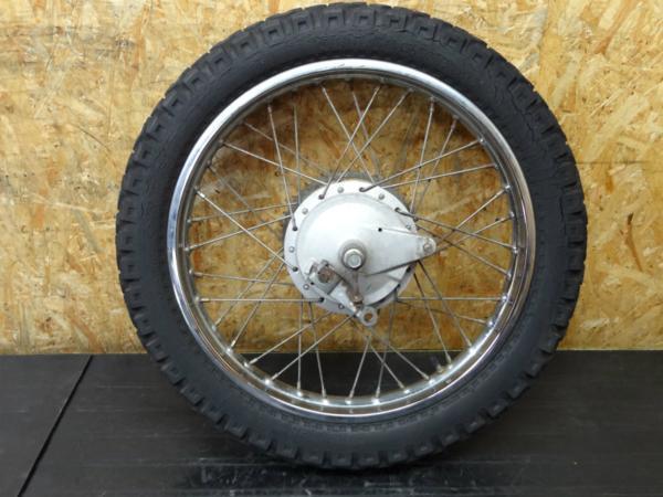 【150110】DT50(17W)◇リアホイール アクスル パネル 難有   中古バイクパーツ通販・買取 ジャンクヤード鳥取 JunkYard