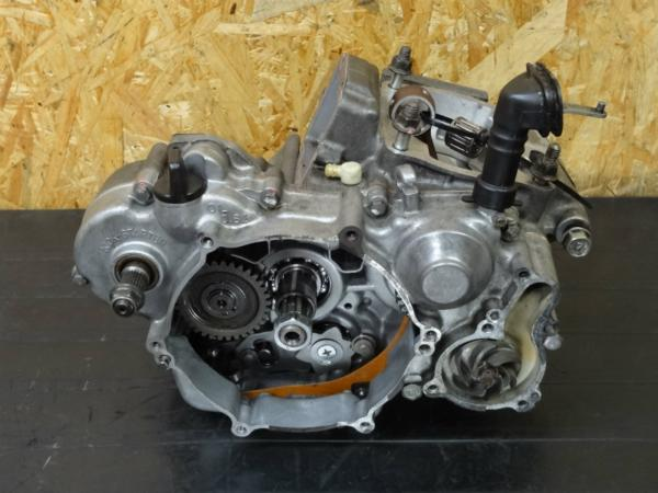 【150115】KDX125(DX125A)◆クランク ミッション 【エンジン | 中古バイクパーツ通販・買取 ジャンクヤード鳥取 JunkYard