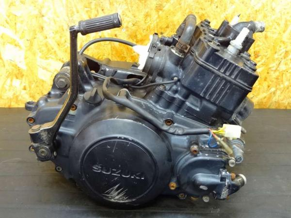 【150821】RG250ガンマ(GJ21A)◎エンジン キックペダル付【Γ | 中古バイクパーツ通販・買取 ジャンクヤード鳥取 JunkYard