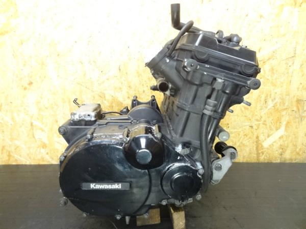 【150114】ZZR1100(ZXT10D)◎エンジン 始動確認後取外し | 中古バイクパーツ通販・買取 ジャンクヤード鳥取 JunkYard