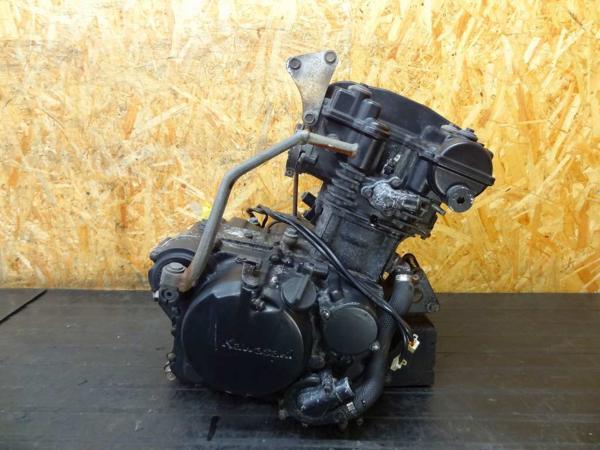 【150619】KLR250(KL250D)☆エンジン キックペダル付 【KL250R | 中古バイクパーツ通販・買取 ジャンクヤード鳥取 JunkYard