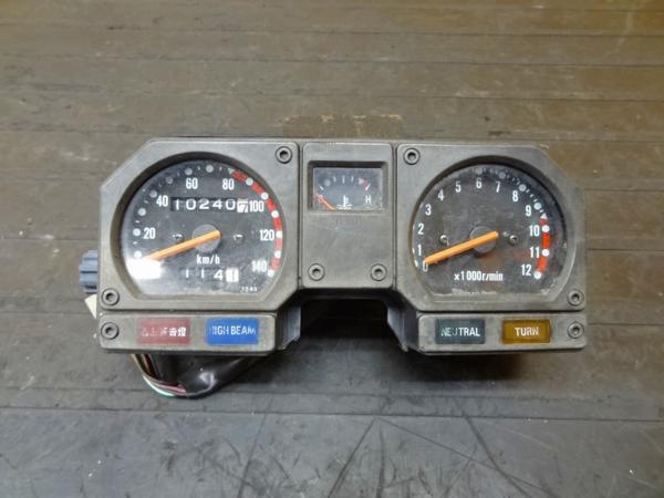 【150619】KLR250(KL250D)☆メーターユニット スピード【KL250R | 中古バイクパーツ通販・買取 ジャンクヤード鳥取 JunkYard
