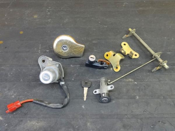 【151225】ビラーゴ400(2NT)◎キーセット メインスイッチ 鍵 | 中古バイクパーツ通販・買取 ジャンクヤード鳥取 JunkYard