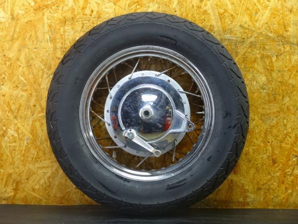 【151225】ビラーゴ400(2NT)◎リアホイール アクスル 難有 | 中古バイクパーツ通販・買取 ジャンクヤード鳥取 JunkYard