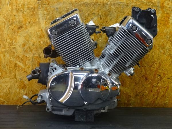 【151225】ビラーゴ400(2NT)◎エンジン 初爆確認済 セルモーター | 中古バイクパーツ通販・買取 ジャンクヤード鳥取 JunkYard