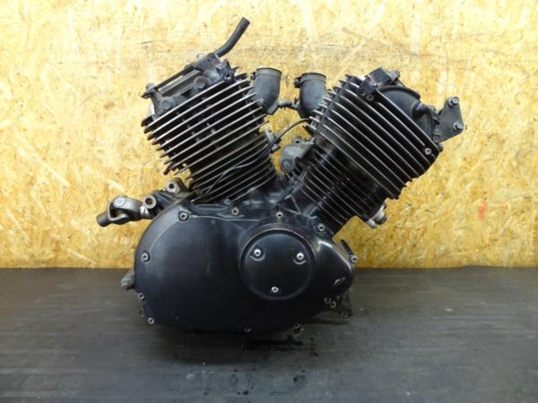 【160405】ドラッグスター400(4TR)◆エンジン 部品取りに!? | 中古バイクパーツ通販・買取 ジャンクヤード鳥取 JunkYard
