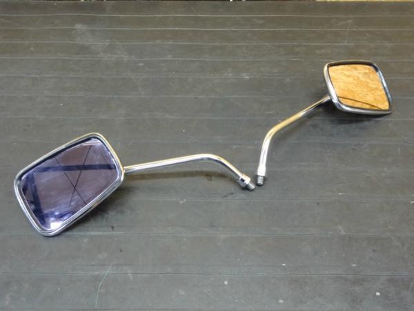 【170220】CB400SF Vtec3(NC39-1200)◆ミラー 左右 ピンクパープルレンズ | 中古バイクパーツ通販・買取 ジャンクヤード鳥取 JunkYard