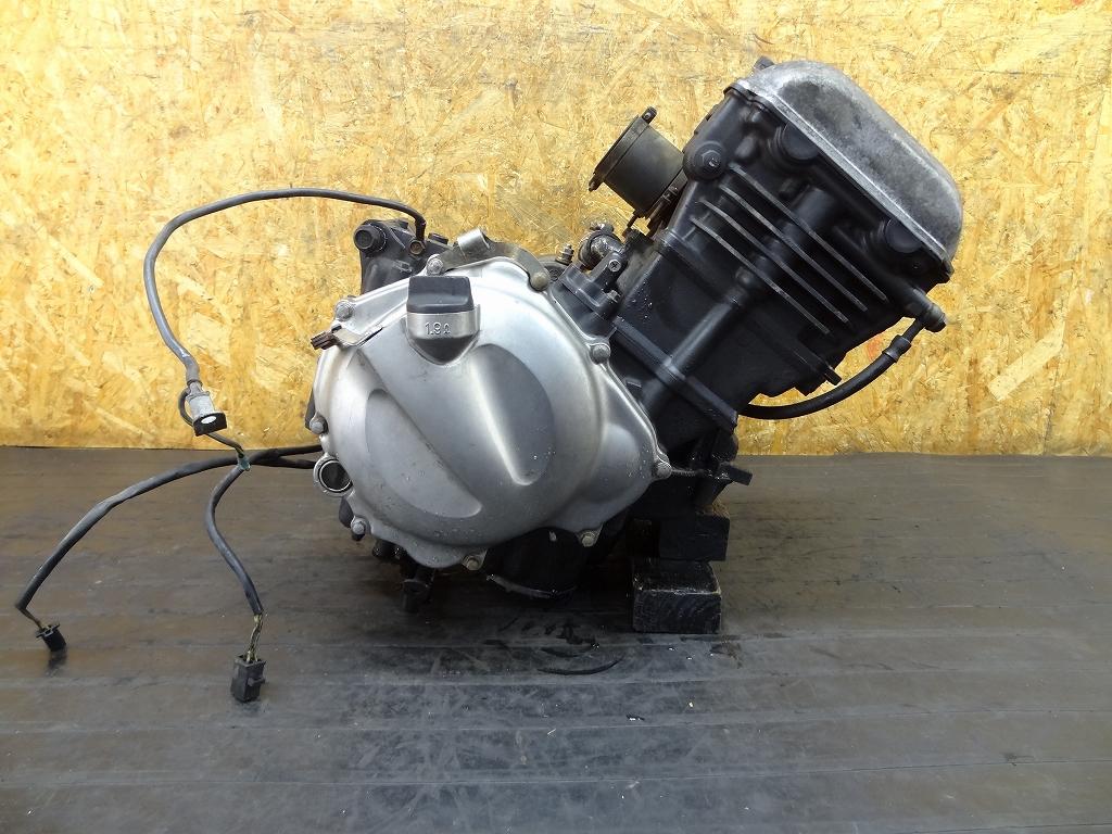 【171130.K】ZZR250(EX250H-004)●エンジン スターター セルモーター ジャンク 部品取り  【ZZ-R250 | 中古バイクパーツ通販・買取 ジャンクヤード鳥取 JunkYard