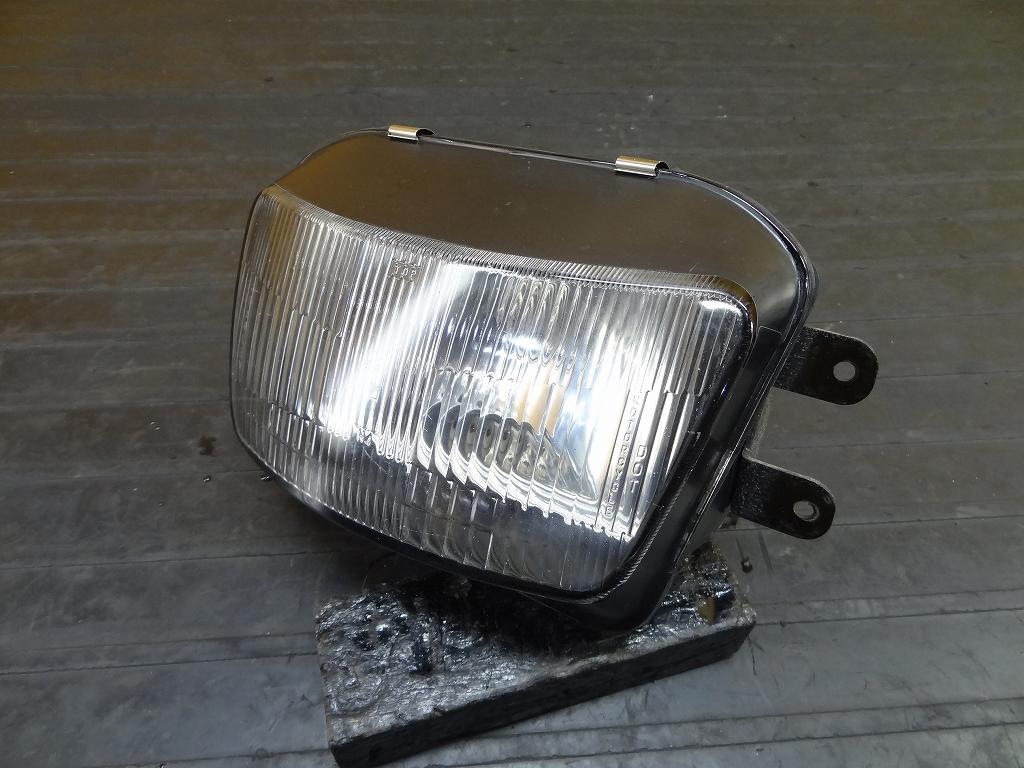 【171130.K】ZZR250(EX250H-004)●ヘッドライト レンズ  【ZZ-R250 | 中古バイクパーツ通販・買取 ジャンクヤード鳥取 JunkYard