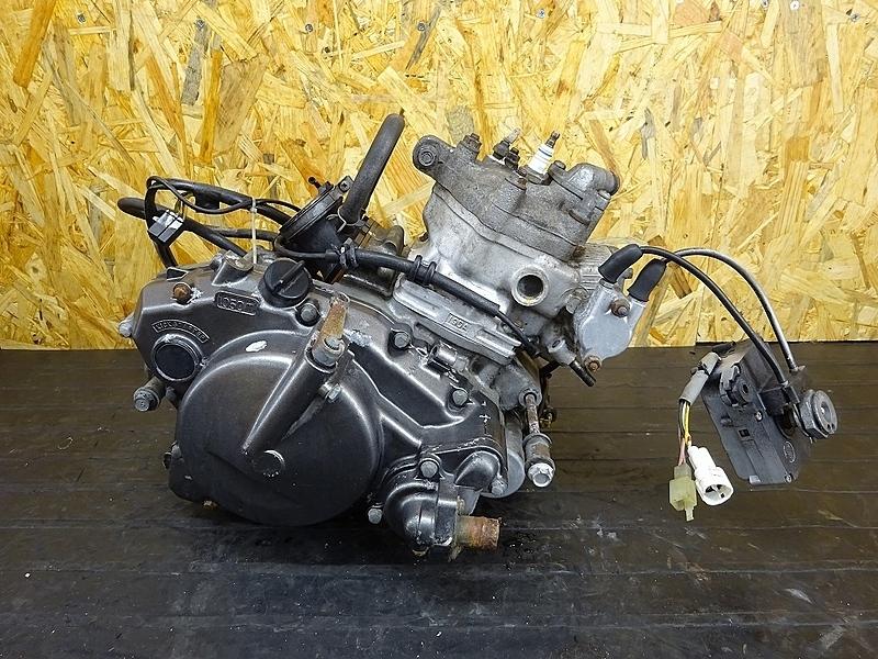 【190711.S】RG125ガンマ(NF13A-102)● エンジン クランク ミッション ギア クラッチ 始動OK? 【RG125Γ | 中古バイクパーツ通販・買取 ジャンクヤード鳥取 JunkYard