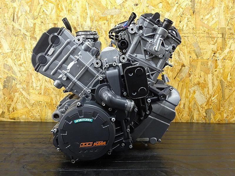 【200409】KTM 1190 アドベンチャー '16■ 中古エンジン ジェネレーター セルモーター ※検:LC8 【ADVENTURE | 中古バイクパーツ通販・買取 ジャンクヤード鳥取 JunkYard