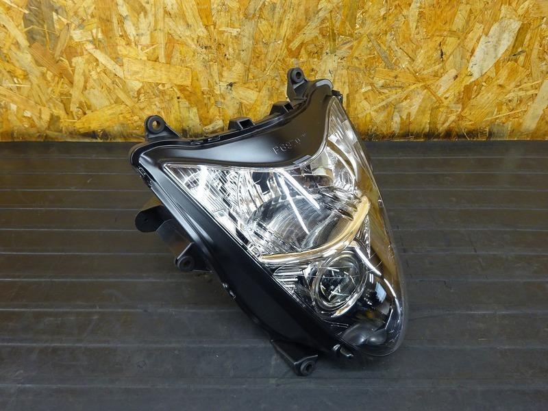 【210422】GSX1300R '08■ ヘッドライト ヘッドライトユニット 【GX72A/B K8 ハヤブサ 隼 後期 | 中古バイクパーツ通販・買取 ジャンクヤード鳥取 JunkYard