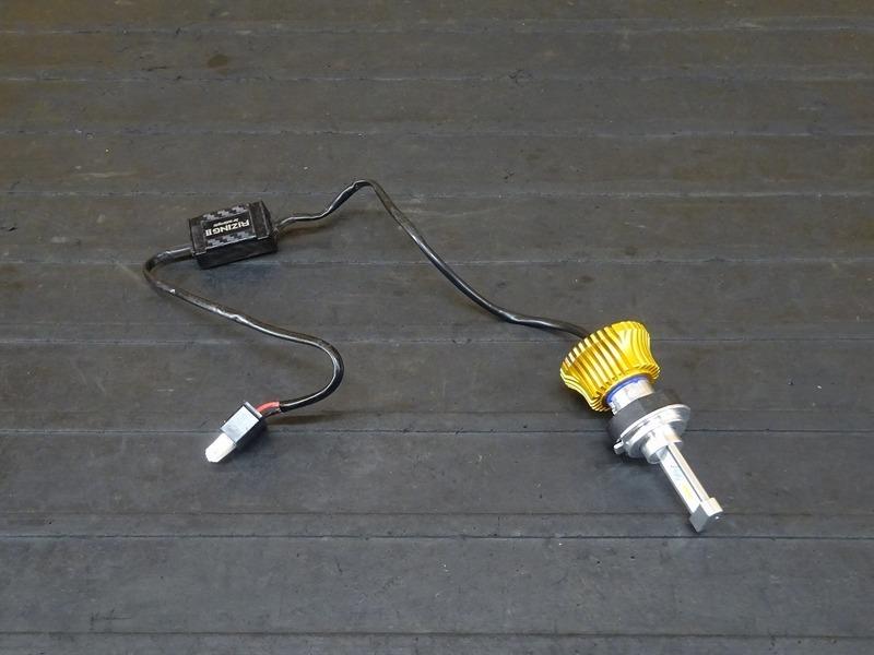 【210714】■ LEDヘッドライトバルブ(4) スフィアライト RIZINGⅡ ライジングⅡ ライジング2 H7 | 中古バイクパーツ通販・買取 ジャンクヤード鳥取 JunkYard