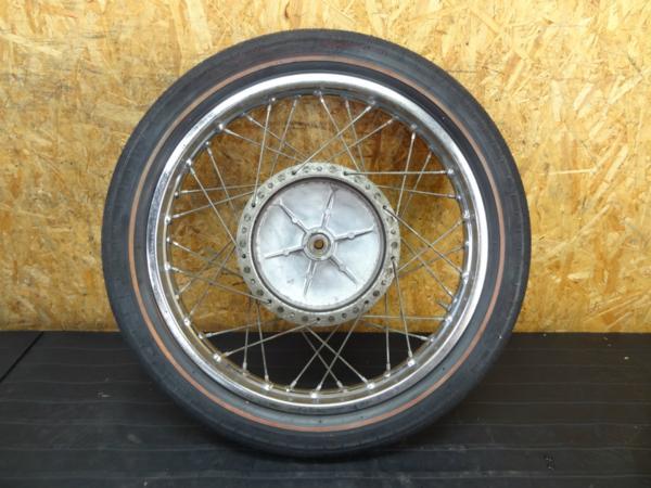 【160724】スズキ T500◆フロントホイール ハブドラム[タイタン? | 中古バイクパーツ通販・買取 ジャンクヤード鳥取 JunkYard