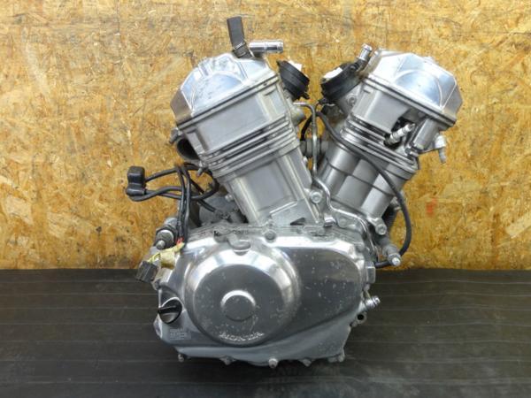 【170517】ブロス400(NC25-1002)◇エンジン 650cc?? 難有 部品取りに!! 【ブロス650 | 中古バイクパーツ通販・買取 ジャンクヤード鳥取 JunkYard