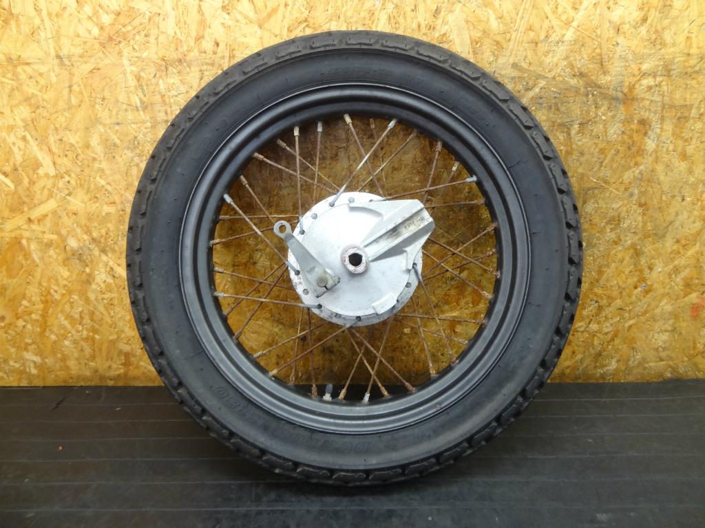 【170831】FTR223(MC34-1009)◆リアホイール 18×3.00 ドラム   中古バイクパーツ通販・買取 ジャンクヤード鳥取 JunkYard