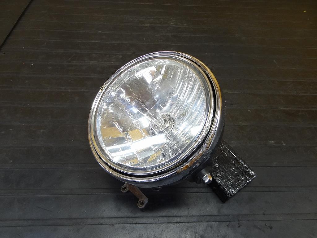 【180226.S】SV650(VP52A-100)●ヘッドライト レンズ レンズケース【SV400 SV650S | 中古バイクパーツ通販・買取 ジャンクヤード鳥取 JunkYard