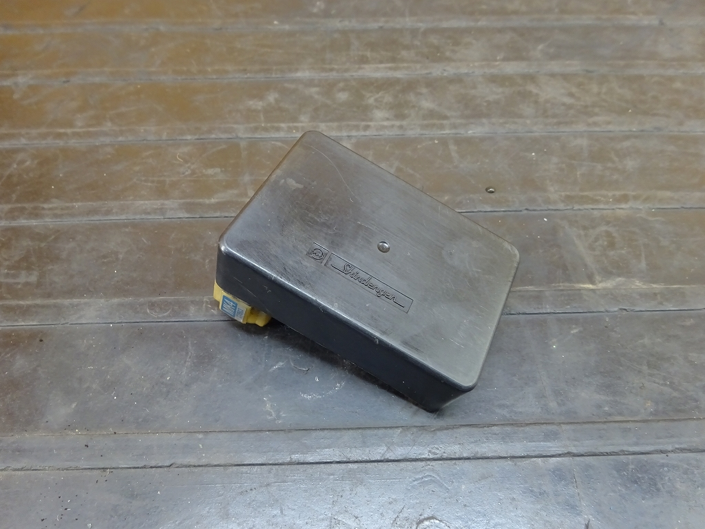 【180528.H】GB400TT(MC20-1010)●CDI イグナイター | 中古バイクパーツ通販・買取 ジャンクヤード鳥取 JunkYard