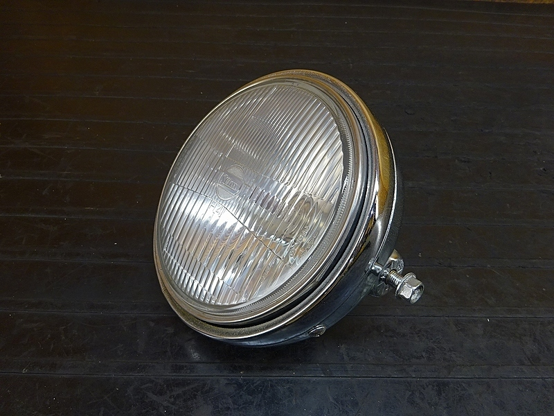 【180726.H】GB250クラブマン1型(MC10-1023)● ヘッドライト レンズ ケース STANLEY HM-27M-S | 中古バイクパーツ通販・買取 ジャンクヤード鳥取 JunkYard