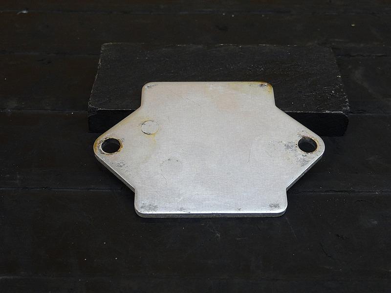 【181005.H】RVF400 (NC35-1100)☆ レギュレーター放熱アルミプレート | 中古バイクパーツ通販・買取 ジャンクヤード鳥取 JunkYard