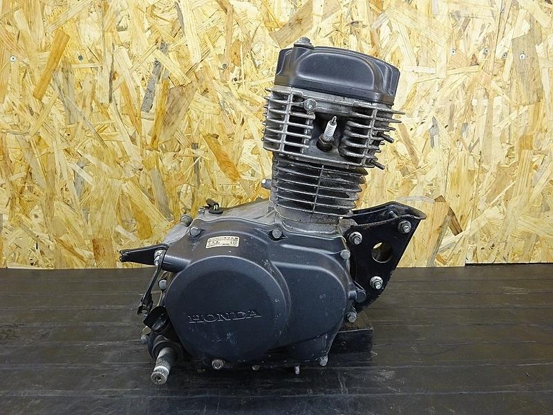 【190419.H】エイプ100(HC13-1000)● エンジン クランク クラッチ ミッション 始動OK! 【APE100 タイプD | 中古バイクパーツ通販・買取 ジャンクヤード鳥取 JunkYard