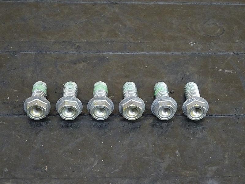 【000A】CBR250RR(MC51-1003)★ フロントブレーキディスクボルト | 中古バイクパーツ通販・買取 ジャンクヤード鳥取 JunkYard