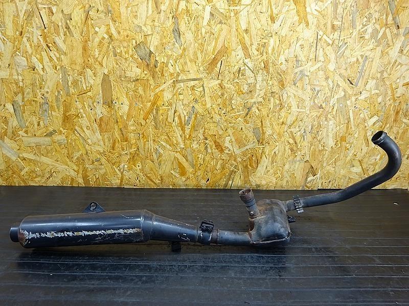 【200303】VTZ250(MC15-1060)■ 純正マフラー エキパイ サイレンサー フランジ 【VT250F | 中古バイクパーツ通販・買取 ジャンクヤード鳥取 JunkYard