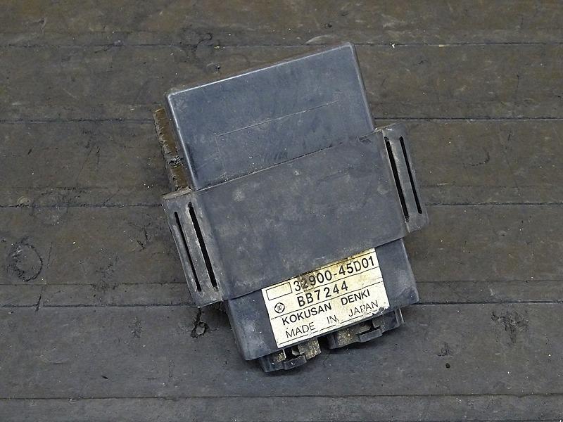 【200402】GSX250S(GJ76A-1101)■ CDI イグナイター 【刀 カタナ | 中古バイクパーツ通販・買取 ジャンクヤード鳥取 JunkYard