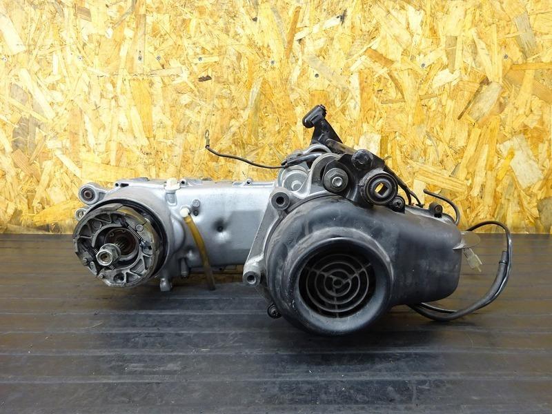 【210131】JOG ZR(SA16J-764)■ 中古エンジン 始動確認OK!! デイトナピストン 71cc?? ボアアップ?? 【エボリューション リモコンジョグ | 中古バイクパーツ通販・買取 ジャンクヤード鳥取 JunkYard