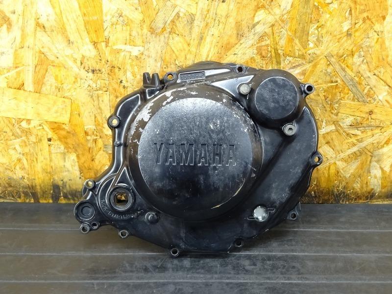 【210516】TW200E(DG07J-015)■ クラッチカバー エンジンカバー右 ※エンジンパーツ | 中古バイクパーツ通販・買取 ジャンクヤード鳥取 JunkYard