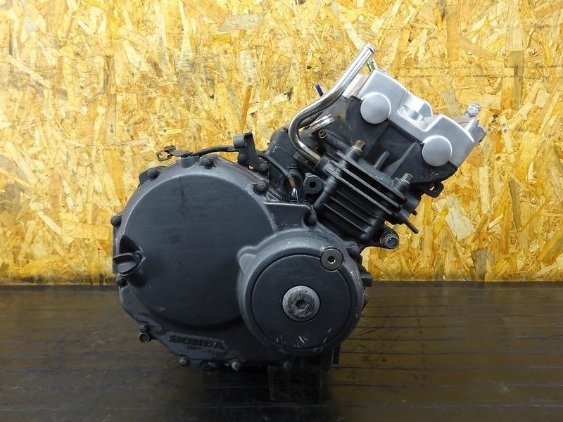 【210624】ホーネット250(MC31-1250)■ 中古エンジン 始動確認後取り外し!! セルモーター ジェネレーター 【後期 燃料メーター付 | 中古バイクパーツ通販・買取 ジャンクヤード鳥取 JunkYard