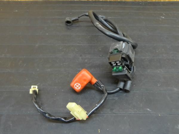 【160818】CBR600RR(PC37)◆スターターリレーマグネットスイッチ | 中古バイクパーツ通販・買取 ジャンクヤード鳥取 JunkYard
