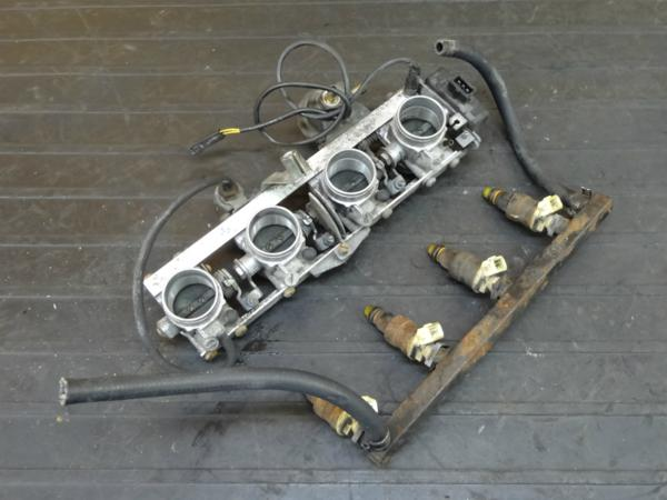 【170425】BMW K100◆スロットルボディ/インジェクター 難有 | 中古バイクパーツ通販・買取 ジャンクヤード鳥取 JunkYard