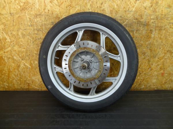 【170425】BMW K100◆フロントホイール ディスク アクスルシャフト 18×2.50 | 中古バイクパーツ通販・買取 ジャンクヤード鳥取 JunkYard