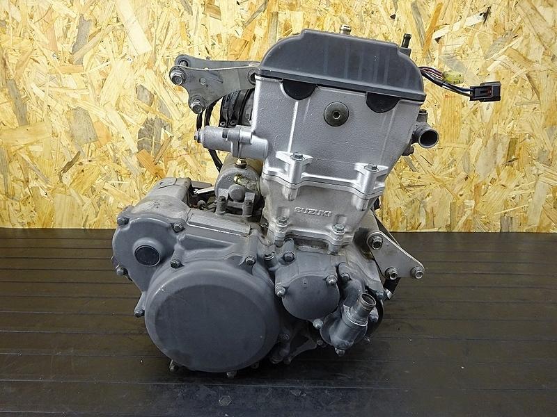 【190514.S】DR-Z400S(SK43A)★ 中古エンジン 始動確認済み!! ジェネレーター セルモーター 【DR-Z400 DR-Z400SM DRZ400   中古バイクパーツ通販・買取 ジャンクヤード鳥取 JunkYard