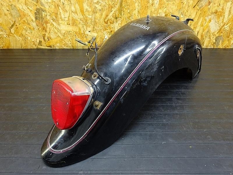 【191204】ドラッグスター400クラシック(VH01J-008)■ リアフェンダー テールランプ | 中古バイクパーツ通販・買取 ジャンクヤード鳥取 JunkYard