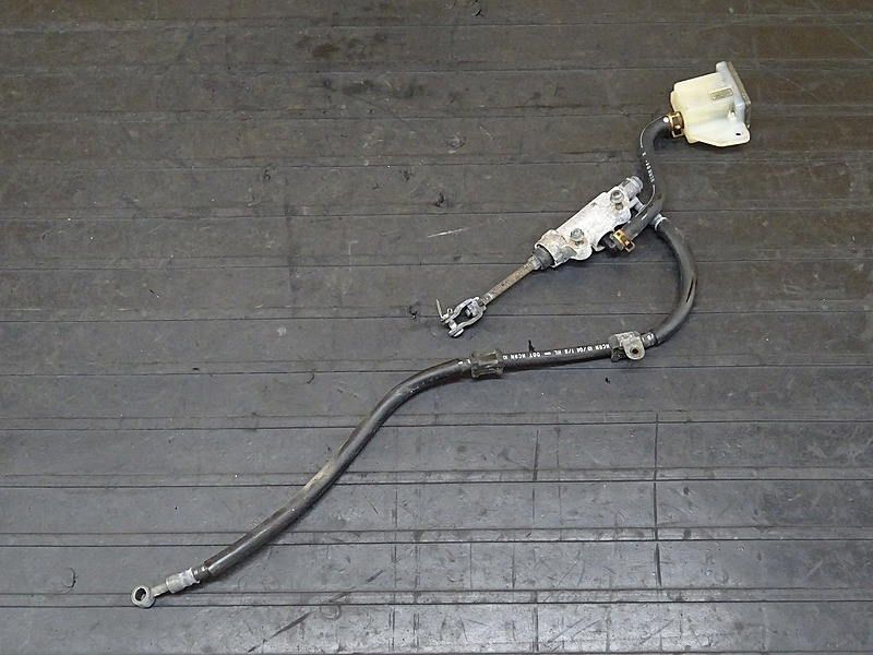 【200302】GSX400インパルス(GK7CA-100)■ リアブレーキマスターシリンダー Φ1/2 | 中古バイクパーツ通販・買取 ジャンクヤード鳥取 JunkYard