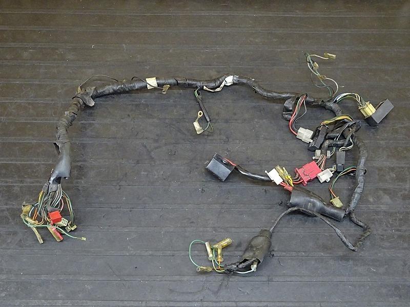 【200419】■ CB250RS-Z?? メインハーネス | 中古バイクパーツ通販・買取 ジャンクヤード鳥取 JunkYard
